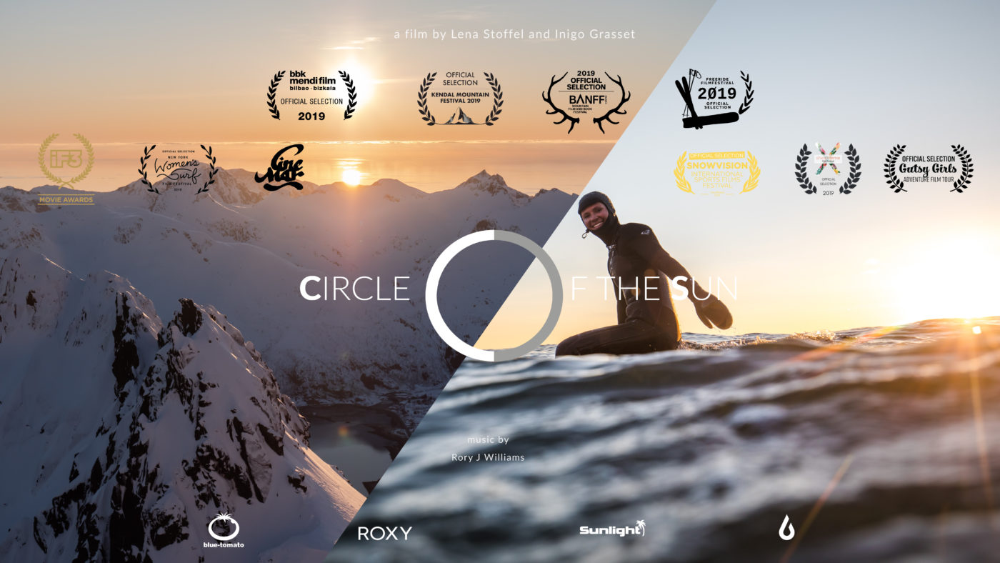 Movie Poster Artwork Circle of the Sun