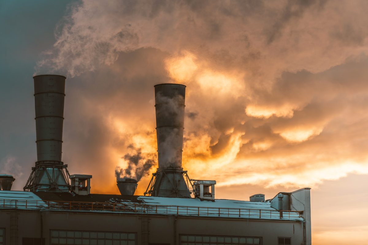 fossil fuel-fired power plant air pollution